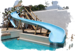 Water Slides, South Africa